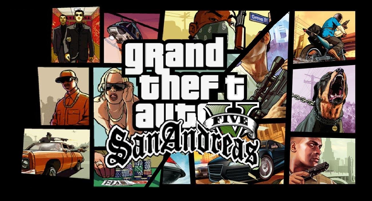 DYOM - GTA V San Andreas (English) by ach games